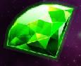 Diamant groen